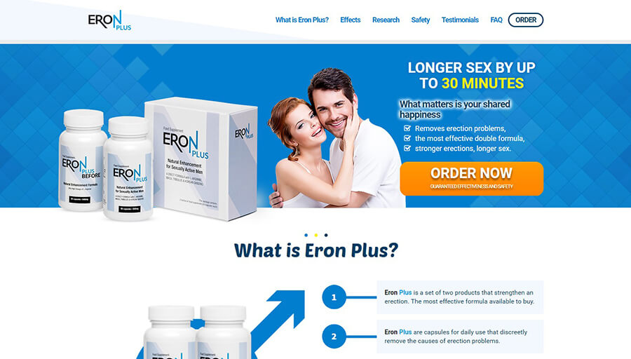 Eron Plus Official Website
