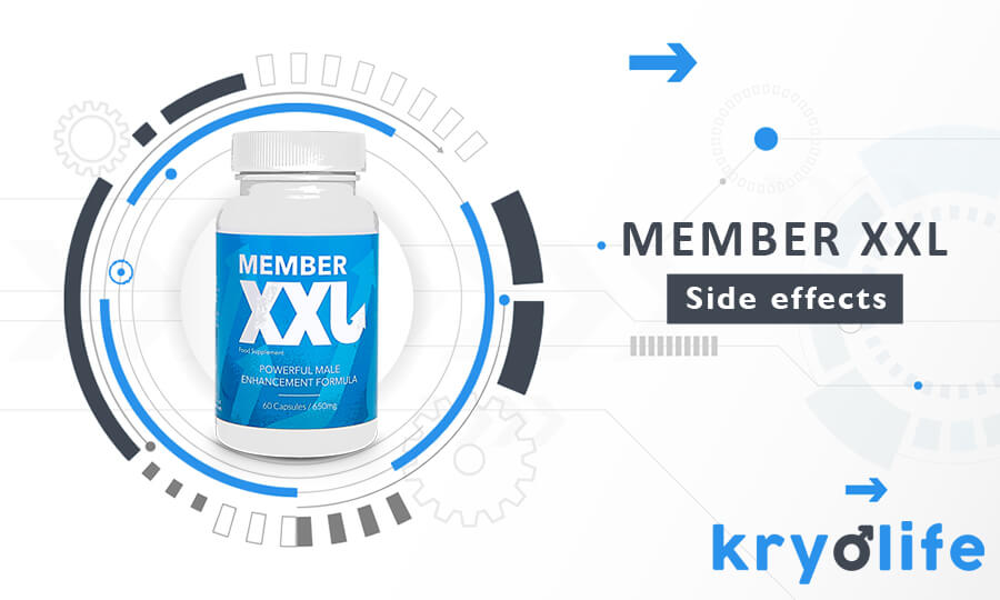 Member XXL Side Effects