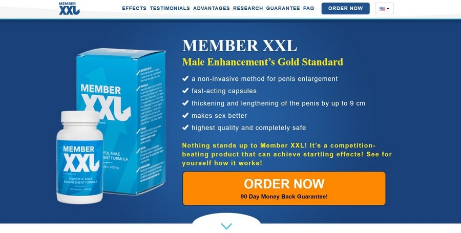 member xxl official website