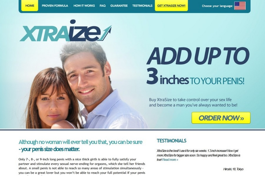 xtrasize official website