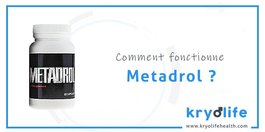 Comment fonctionne le Metadrol