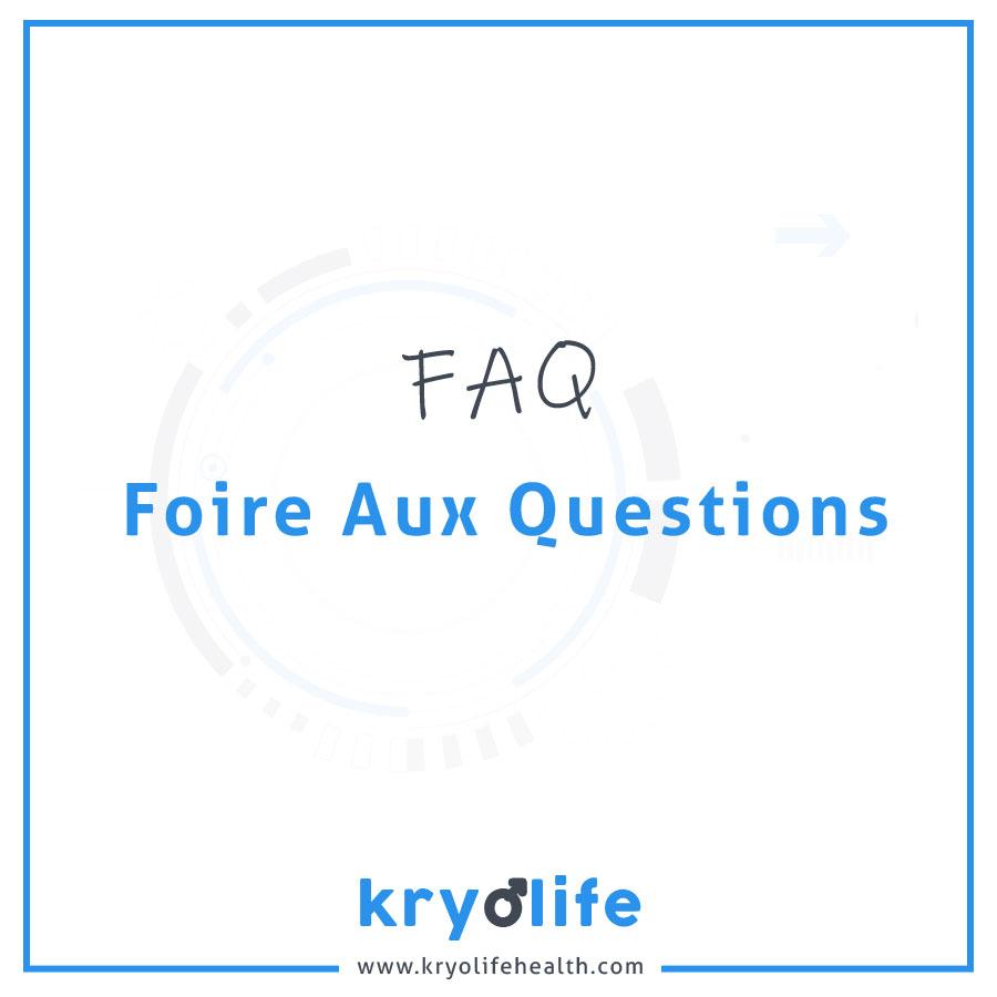 FAQ (Foire Aux Questions)