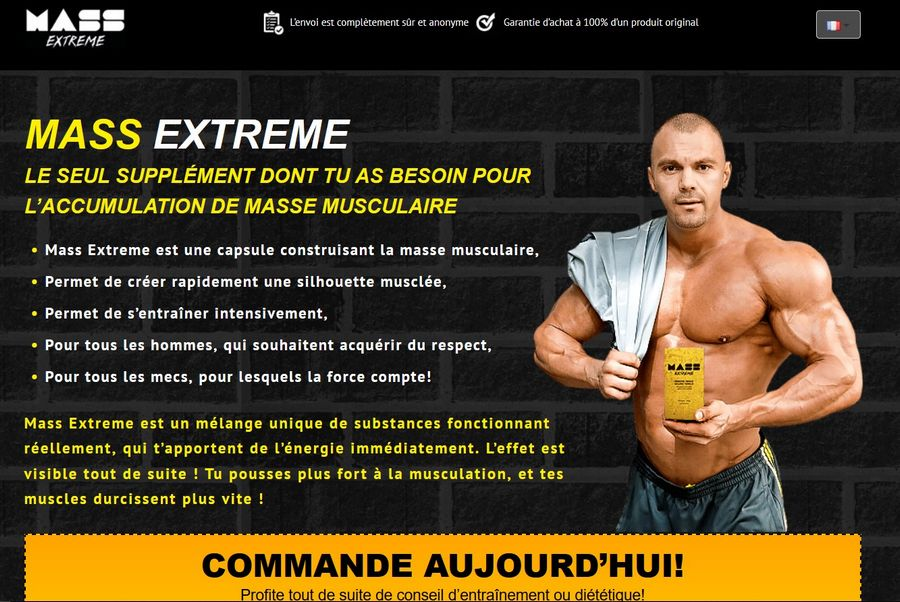 mass extreme site officiel