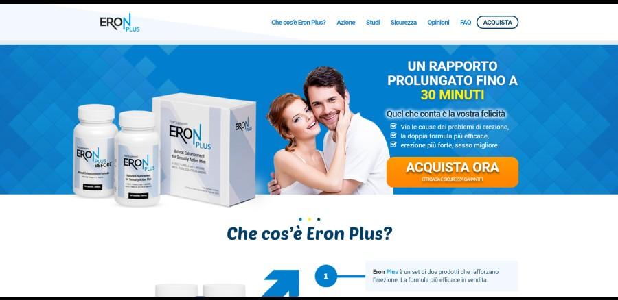 Eron Plus Official Website