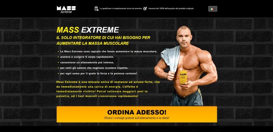 Mass Extreme Official Website
