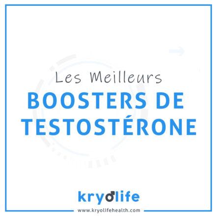 Meilleurs Boosters de Testostérone