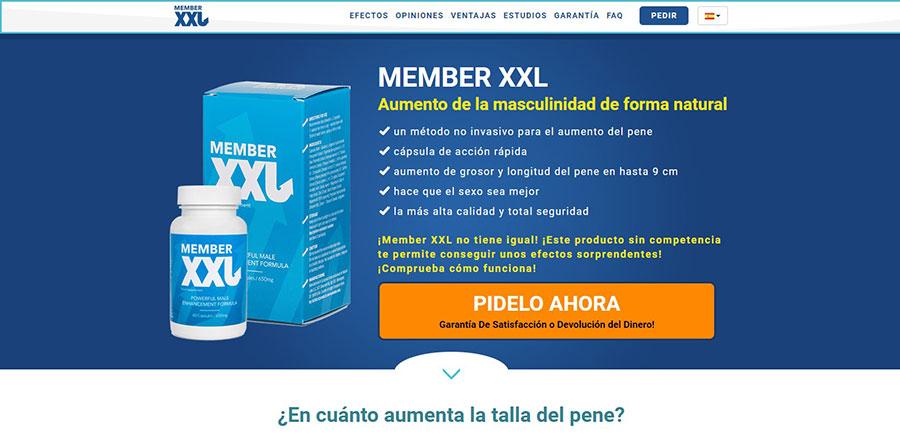 Member XXL Official Website