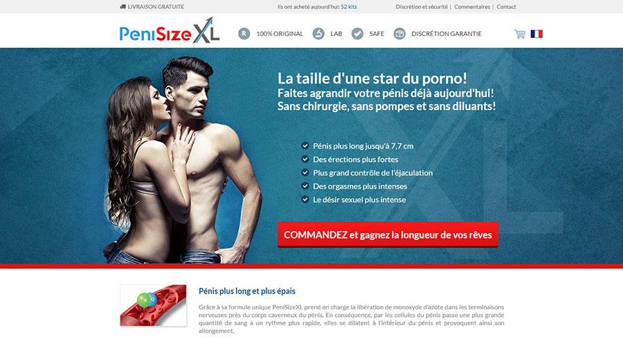 PeniSize XL Official Website