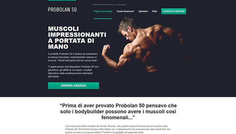 Probolan 50 Official Website
