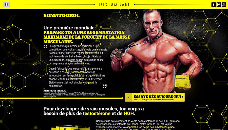 Somatodrol Official Website