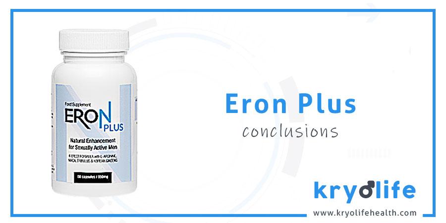 Avis sur Eron Plus : Conclusions
