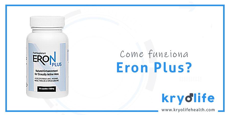 Come funziona Eron Plus