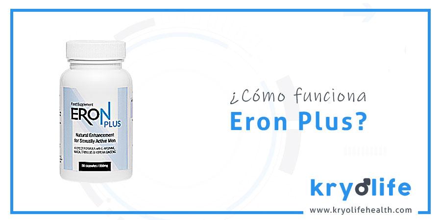 ¿Cómo funciona Eron Plus