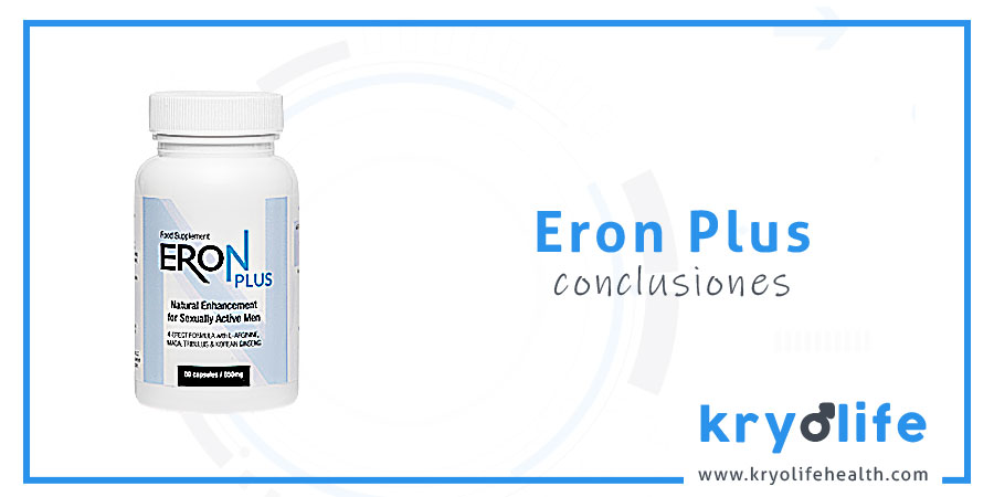 Opinión sobre Eron Plus: conclusiones