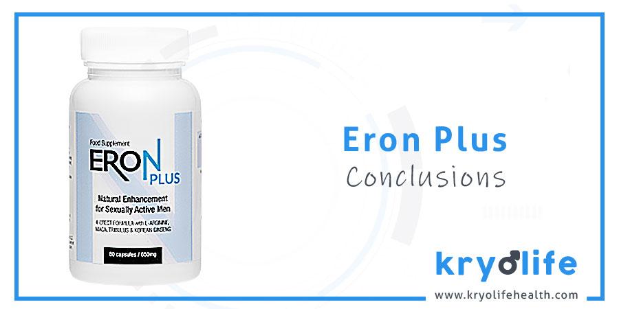 Eron Plus review: conclusions