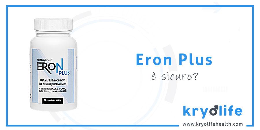 Eron Plus è sicuro