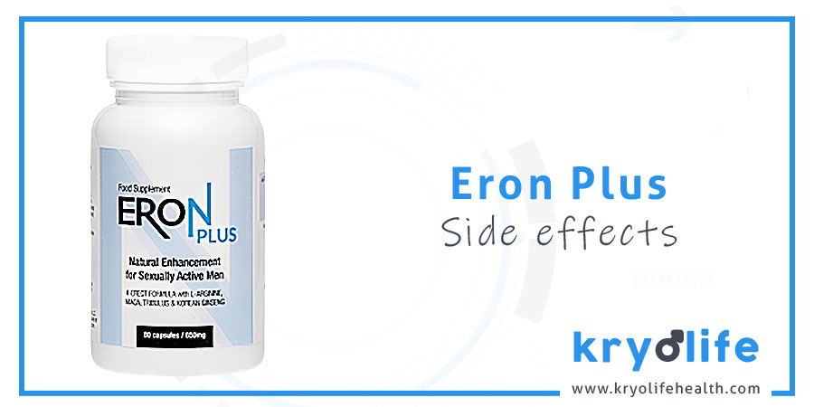 Eron Plus side effects