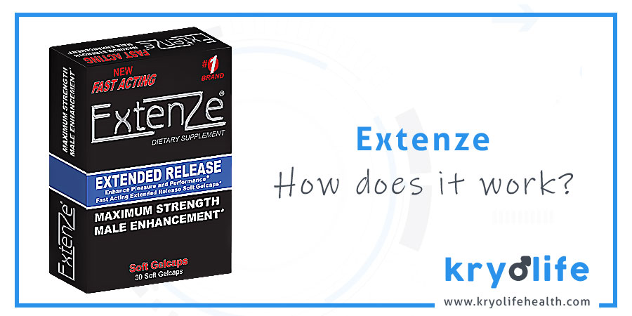 How does ExtenZe work