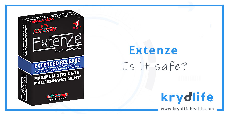 Is ExtenZe safe