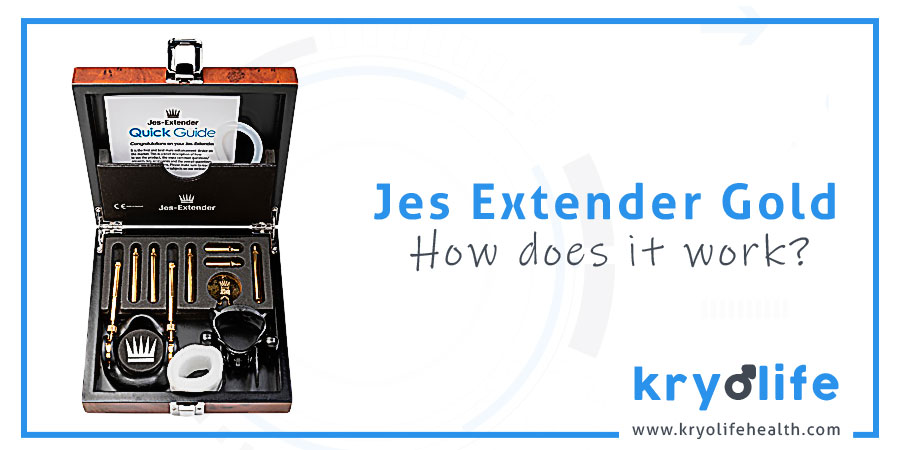 How does Jes Extender Gold work