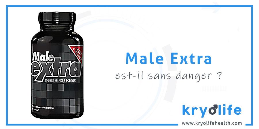 Est-ce que Male Extra Safe?