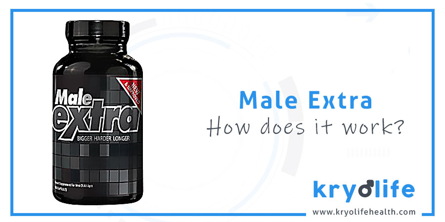 How does Male Extra work