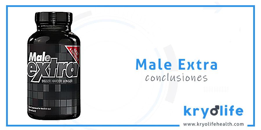 Opinión sobre Male Extra: conclusiones