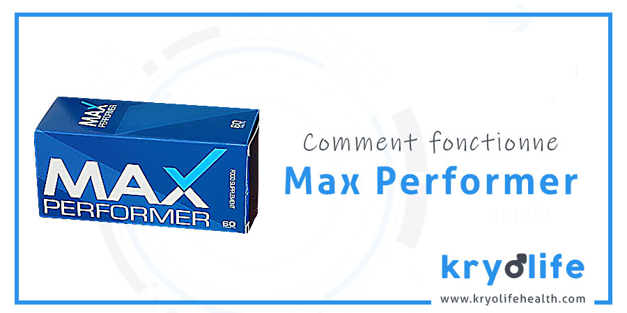 Comment fonctionne Max Performer