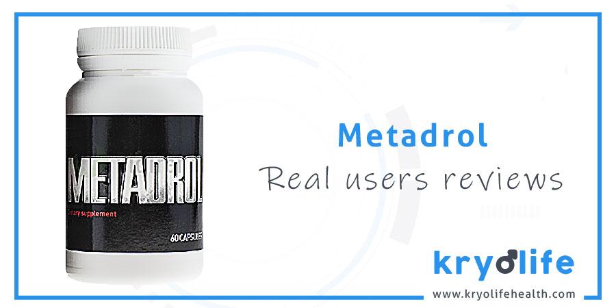 Metadrol reviews