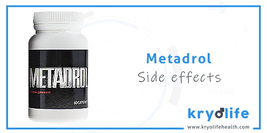 Metadrol side effects