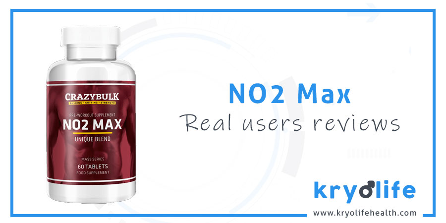 NO2 Max reviews