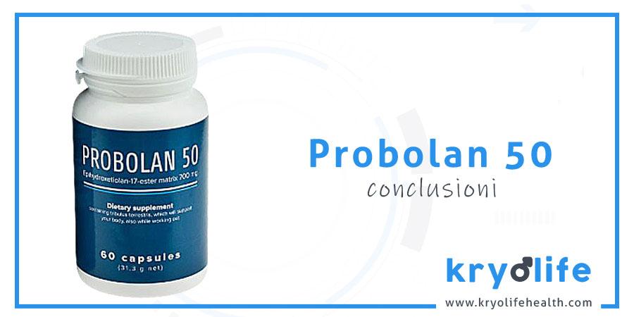 probolan 50 opinione conclusioni kryolife health