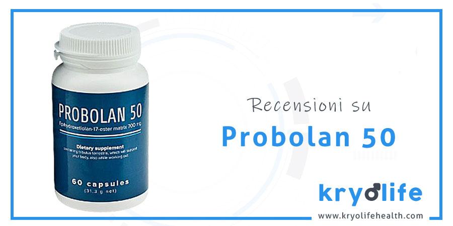 probolan 50 opinioni kryolife health