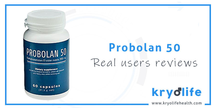 Probolan 50 reviews