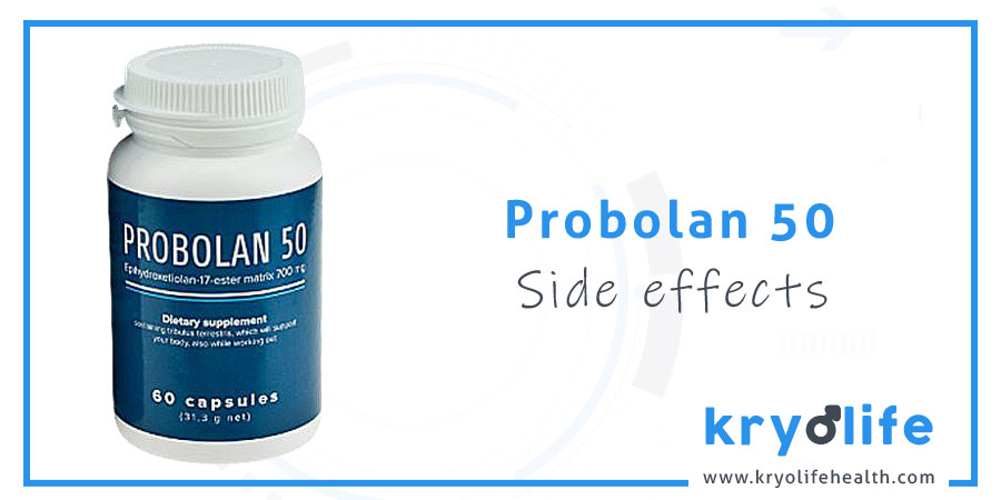 Probolan 50 side effects