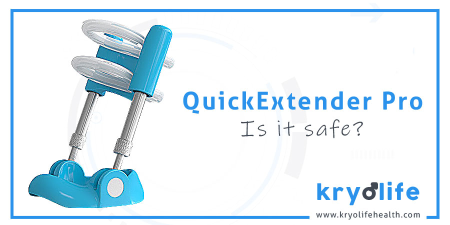 Is Quick Extender Pro safe