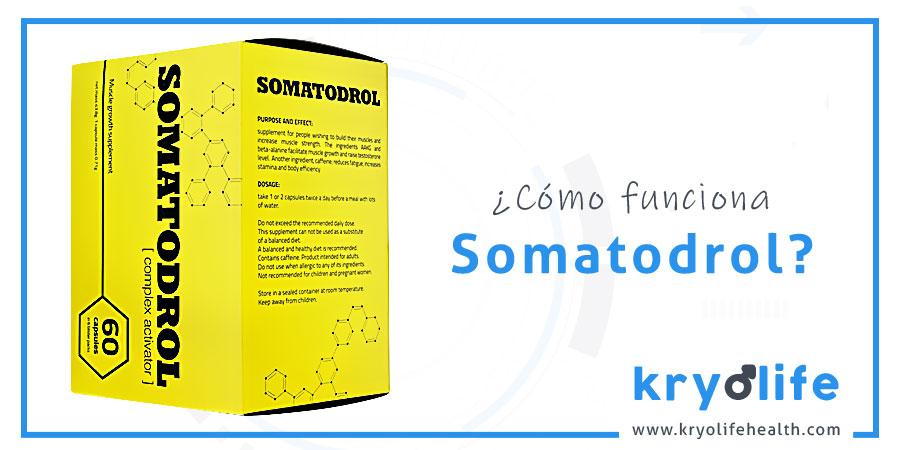 somatodrol como funciona kryolife health