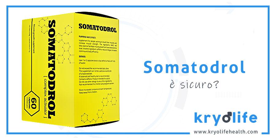 somatodrol e sicuro kryolife health