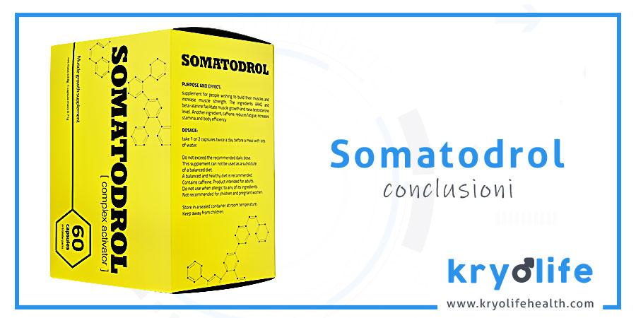 somatodrol opinione conclusioni kryolife health