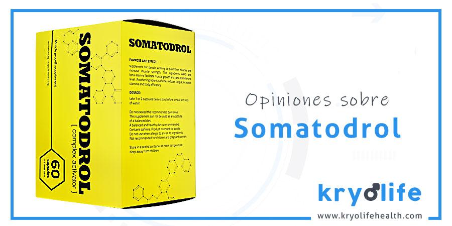 somatodrol opiniones kryolife health