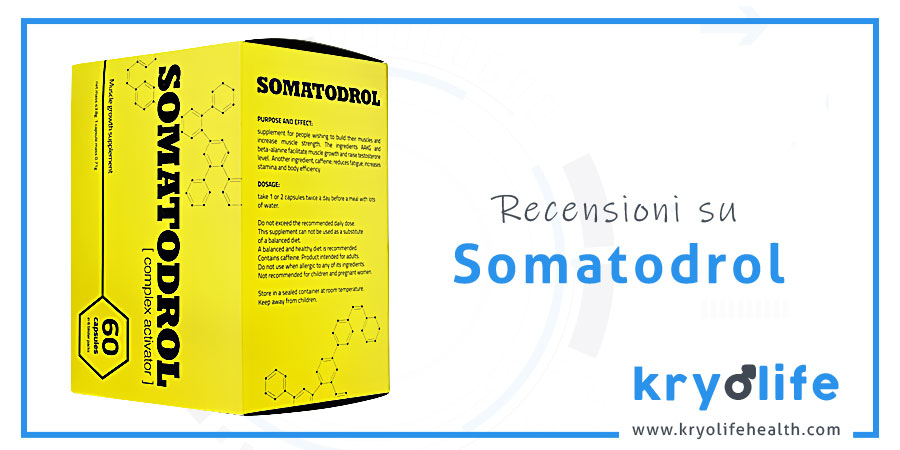 somatodrol opinioni kryolife health