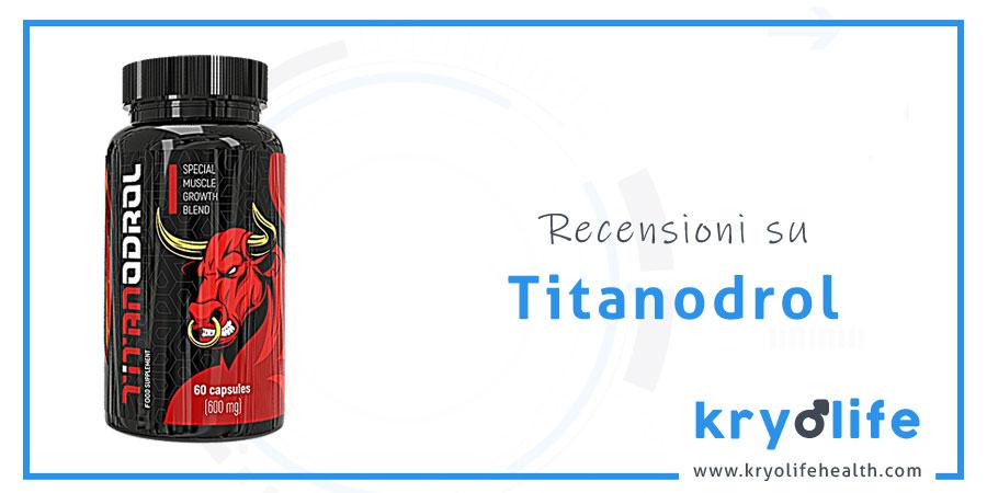 Recensioni su Titanodrol