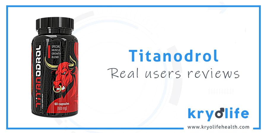 Titanodrol reviews