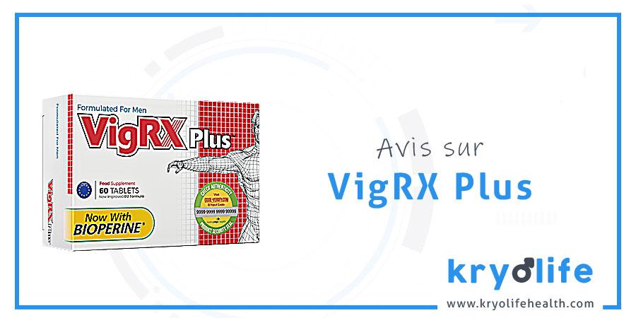 Avis sur VigRX Plus