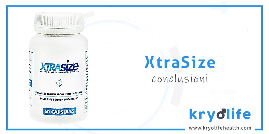 Opinione di XtraSize: conclusioni