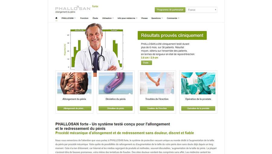 Phallosan Forte Official Website