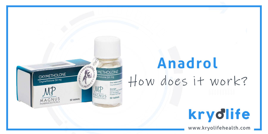 How does Anadrol work