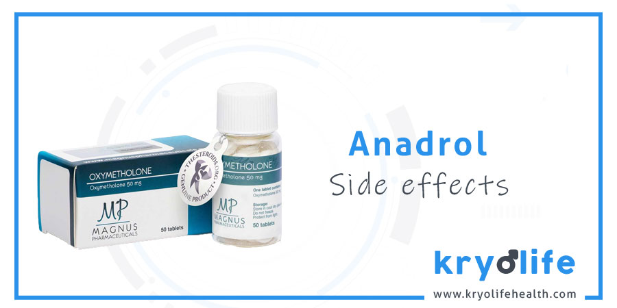Anadrol side effects