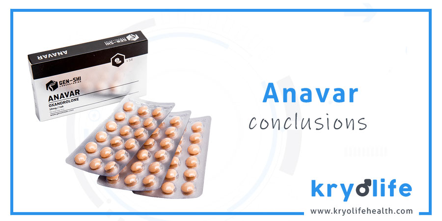 Anavar review conclusions