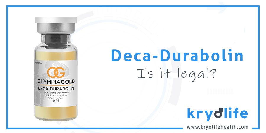 Is Deca Durabolin legal